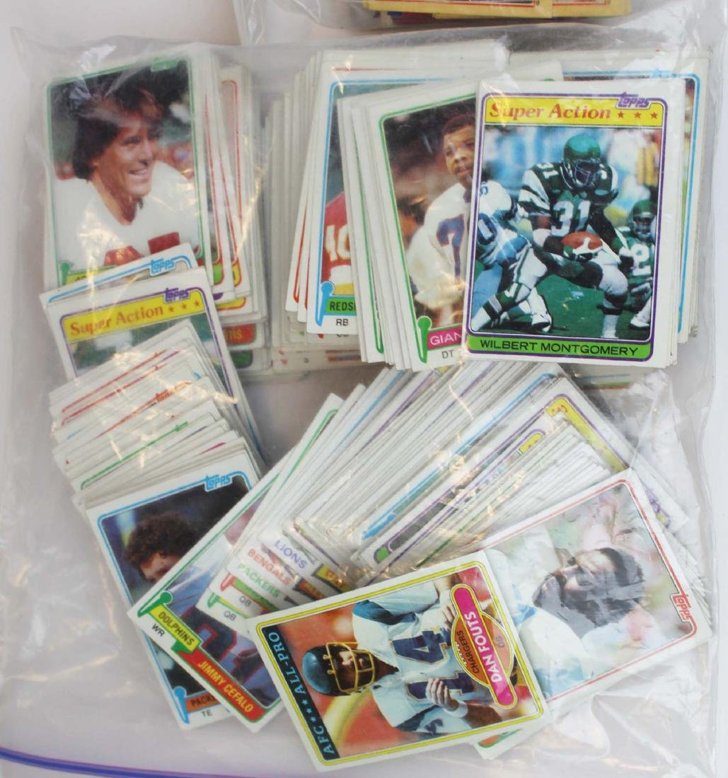 mixed group of sports cards - 4