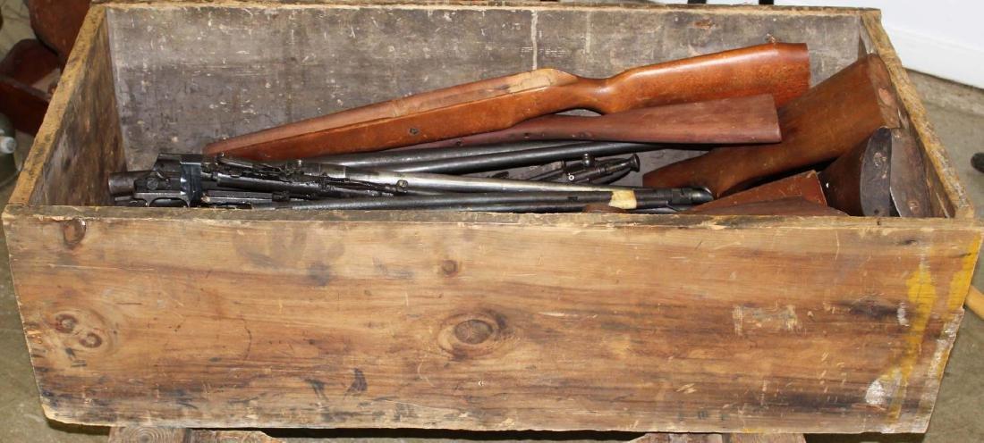 rifle & shotgun barrels (non-functioning) - 2