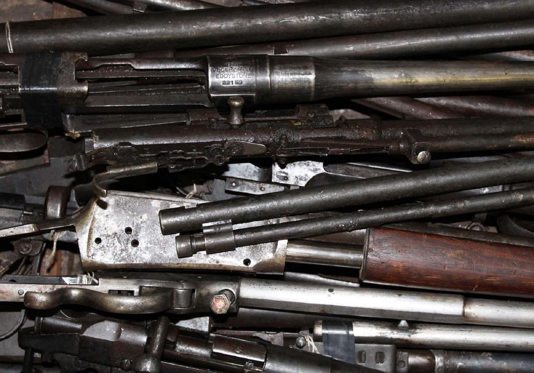 rifle & shotgun barrels (non-functioning) - 3