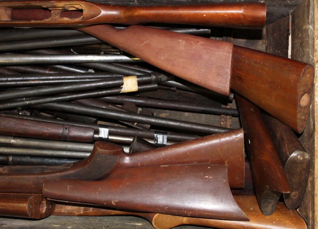 rifle & shotgun barrels (non-functioning) - 4