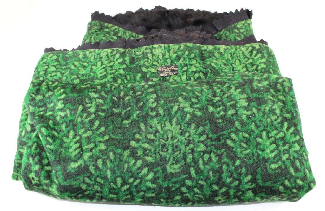 vintage Crosley Frisian bear skin rug - 2