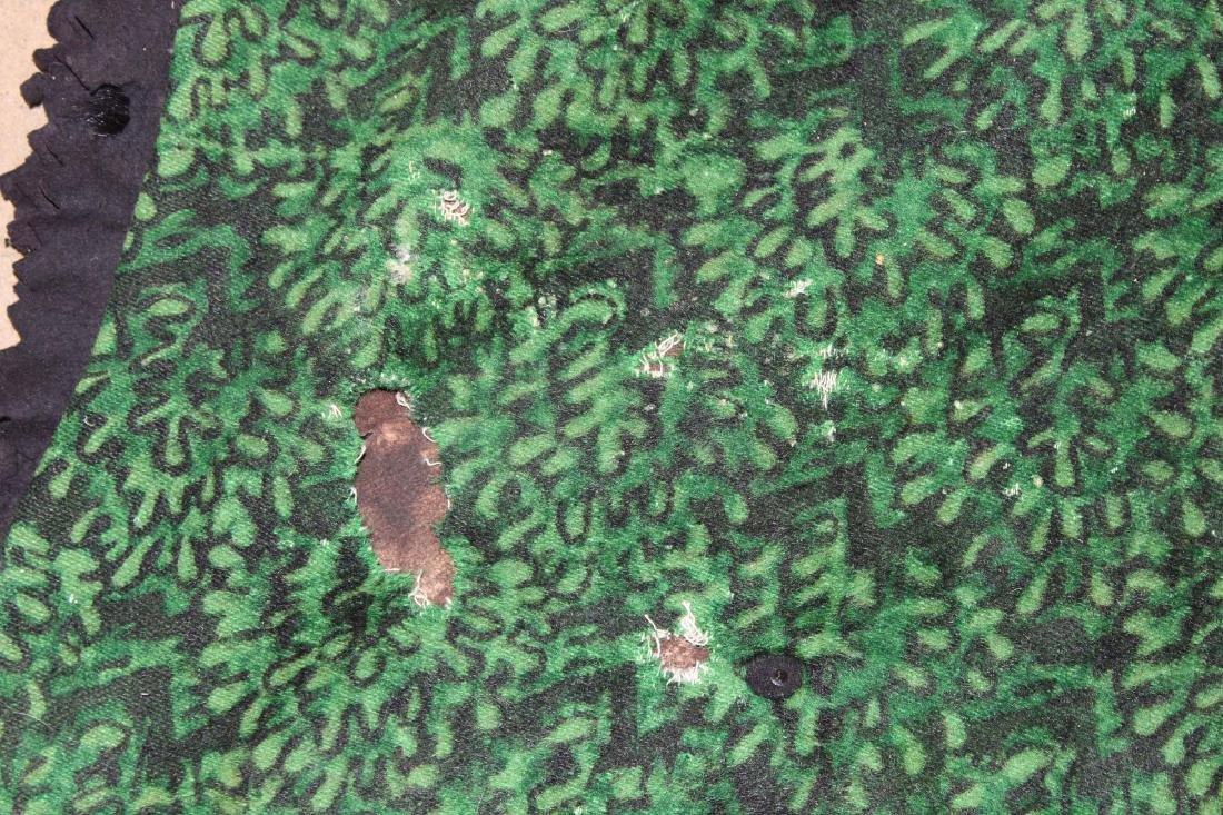 vintage Crosley Frisian bear skin rug - 4