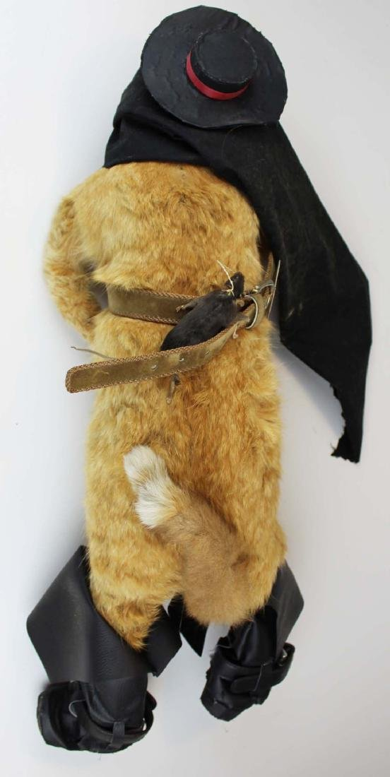 vintage Puss In Boots taxidermy - 2
