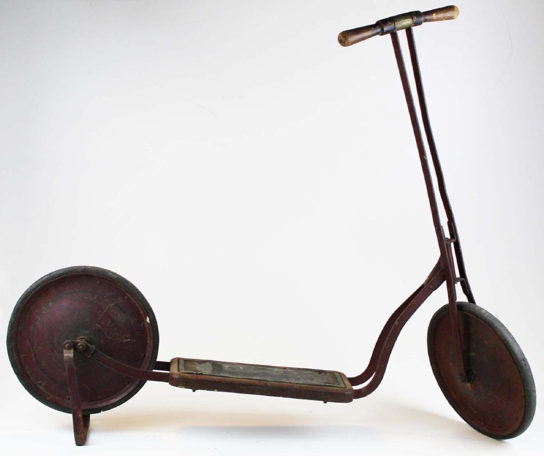 vintage Colson scooter