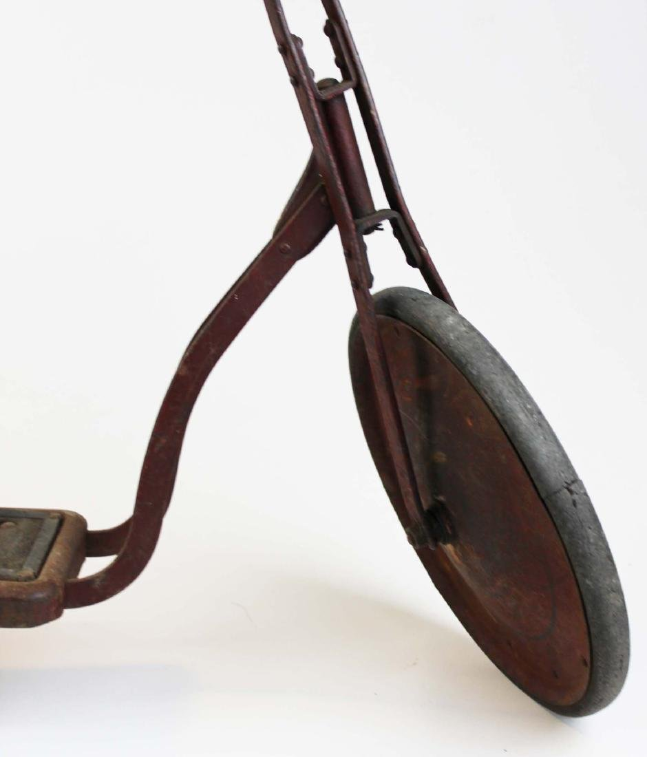vintage Colson scooter - 5