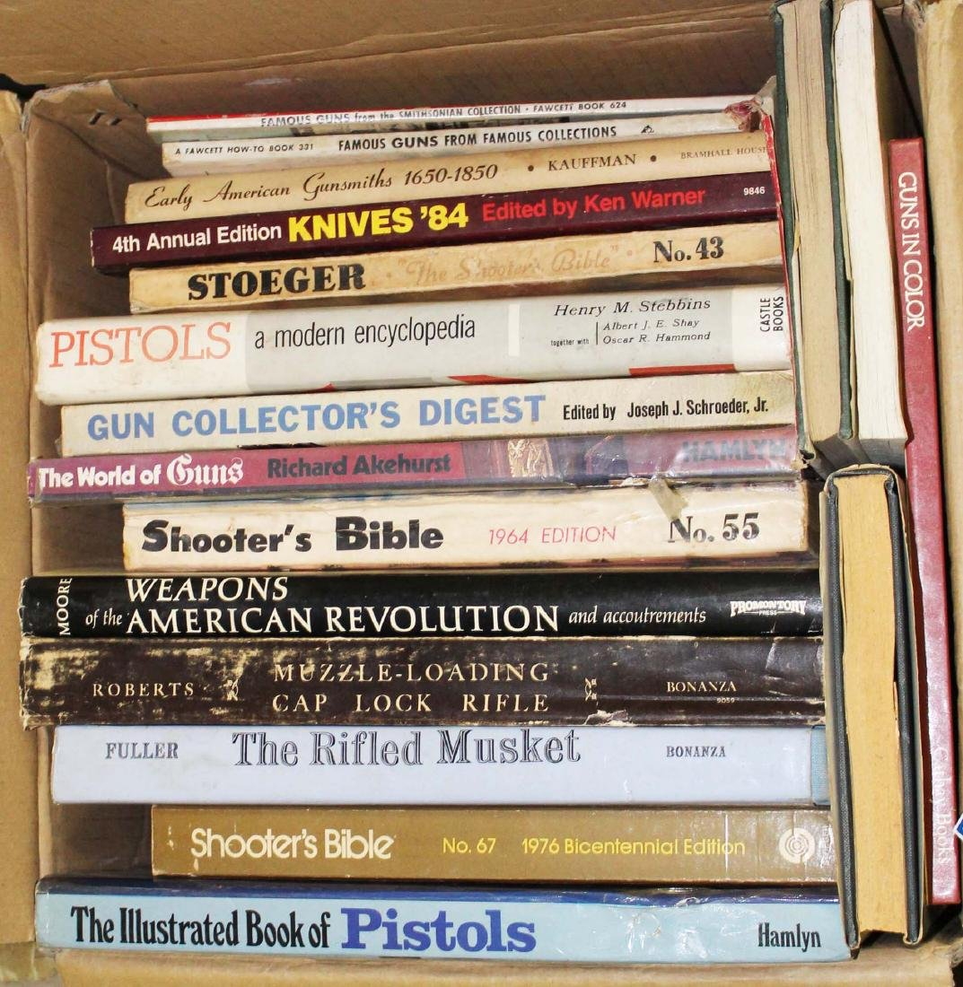 books on guns, reloading