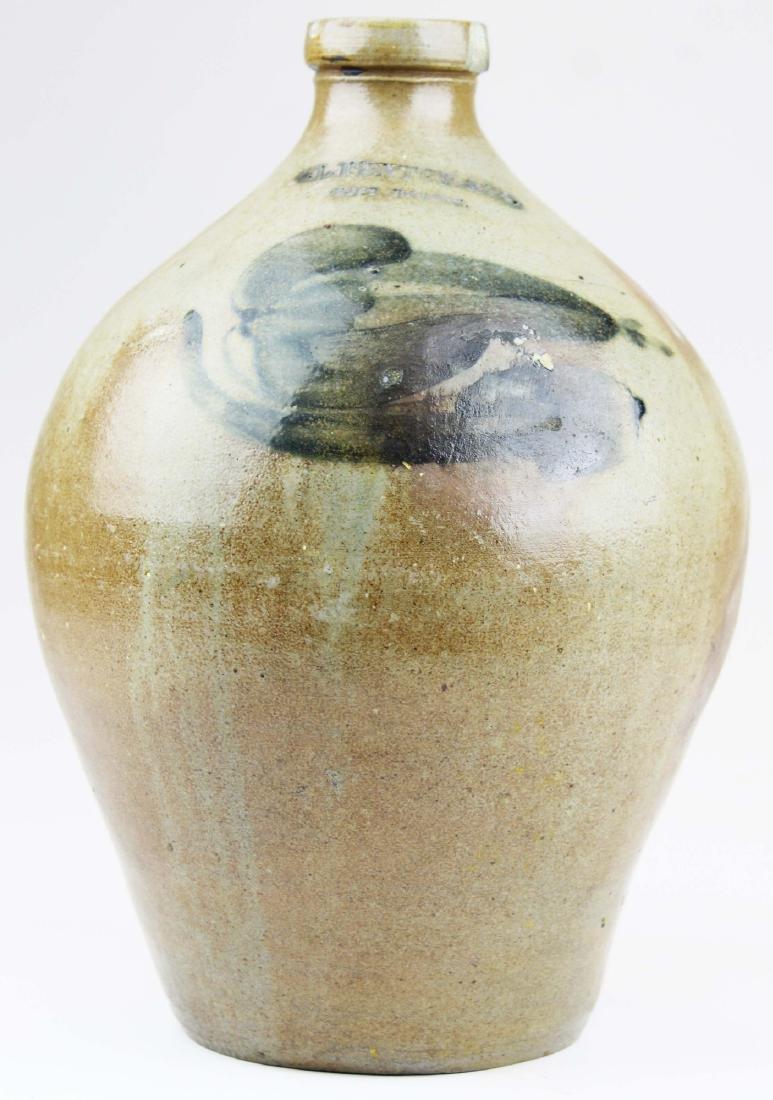 R L Fenton East Dorset, VT ovoid stoneware jug