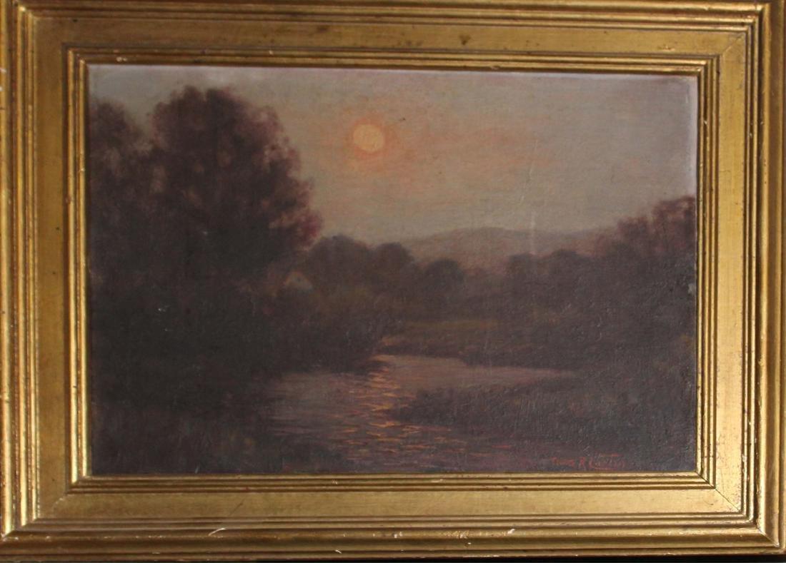 Thomas Curtin (VT 1899-1977) Sunset
