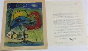 Marc Chagall (FR 1887-1985)