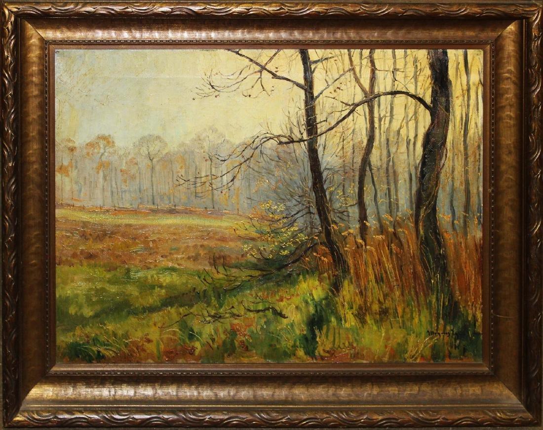 Mogens Ege (DK 1892-1946) Fall Meadow