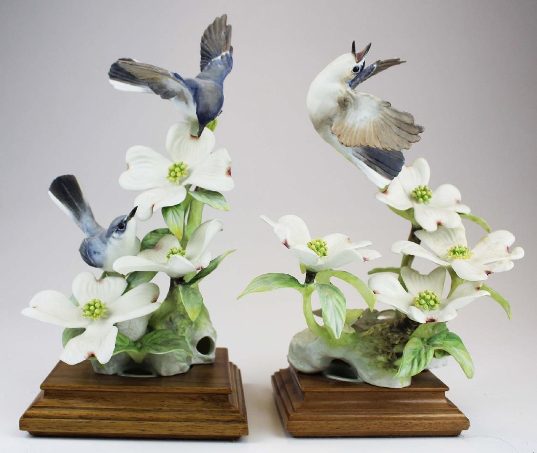 Pr. Royal Worcester Dorothy Doughty birds