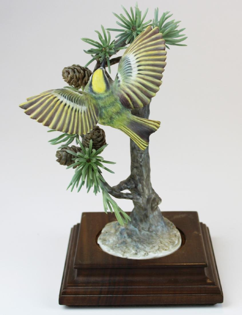 Royal Worcester Dorothy Doughty bird figure