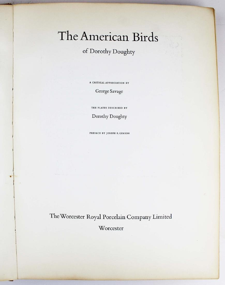 The American Birds of Dorothy Doughty book