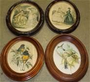 Six 19th c prints