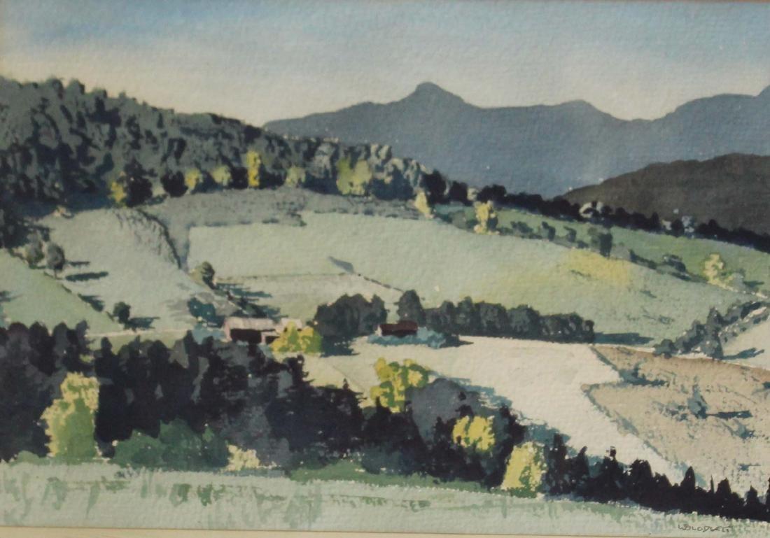 Walton Blodgett (VT 1908-1963) Camel's Hump