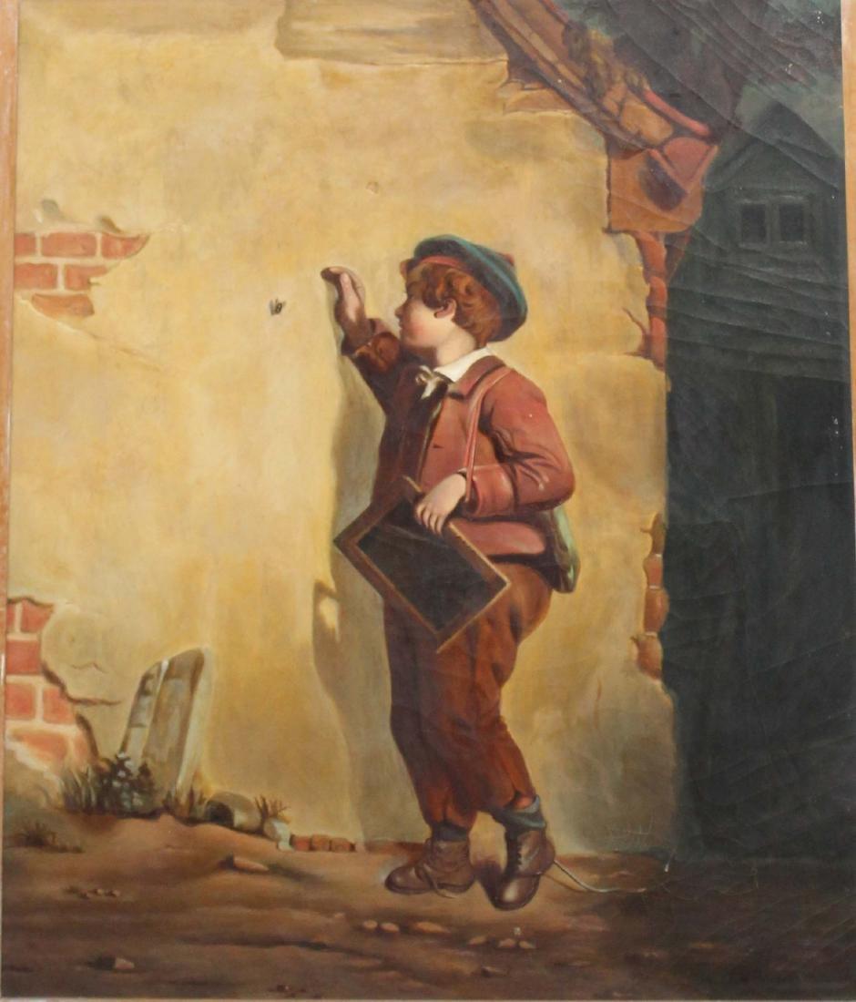 Edwin Wensley Russell (EN 19thc) The Truant