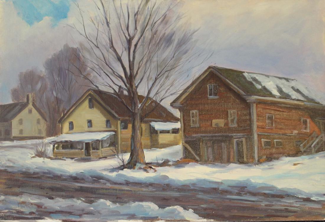 Frederic James (AM 1915-1985) Vermont Street