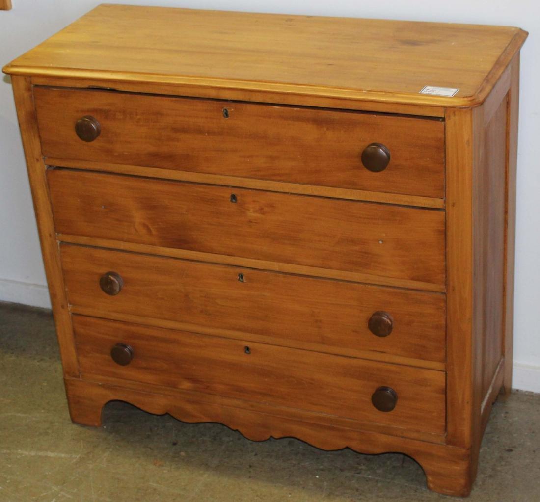 cherry cottage chest