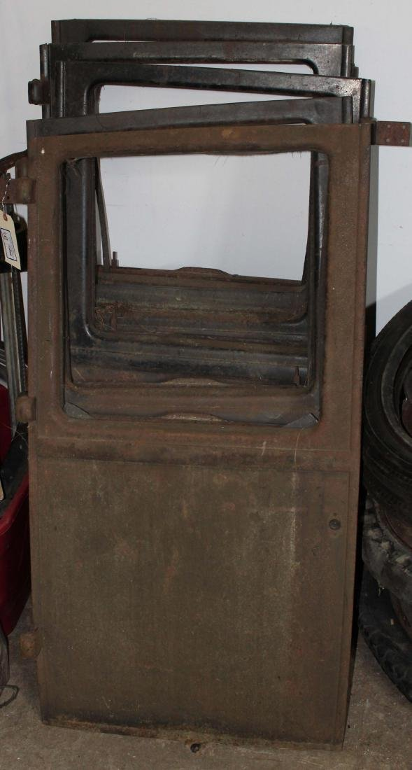 Five Ford Model T  Doors