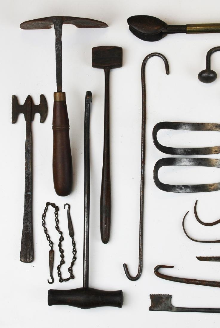 19th c & early 20th c surgical tools - 3