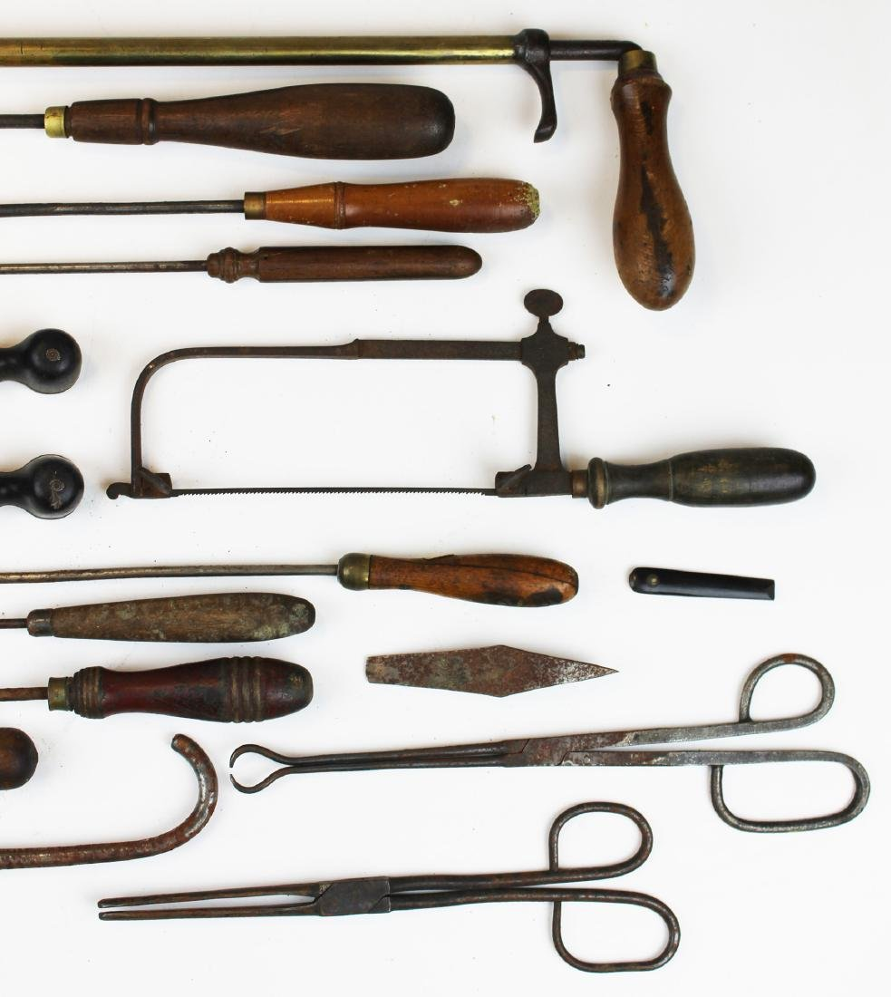 19th c & early 20th c surgical tools - 5