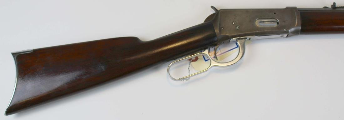 Winchester Model 1894 rifle in .30 WCF