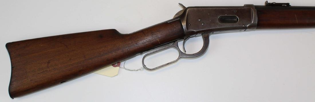 Winchester Model 1894 rifle in .32WS