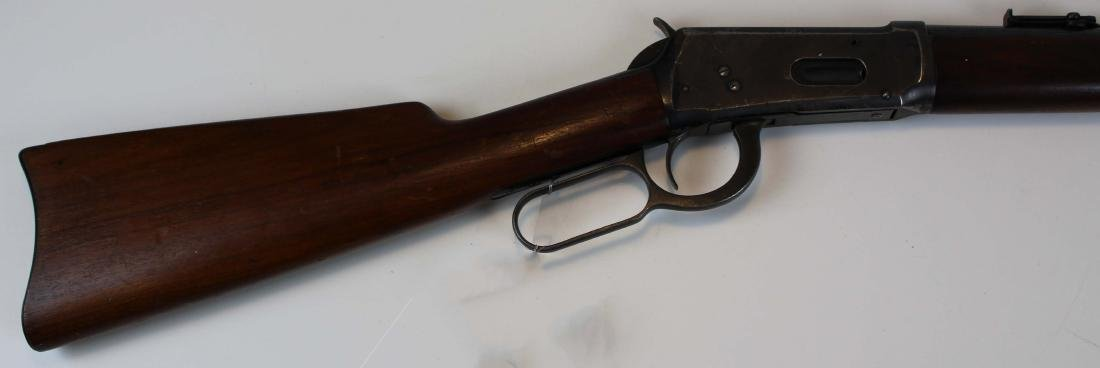 Winchester Model 94 rifle in .32 WS