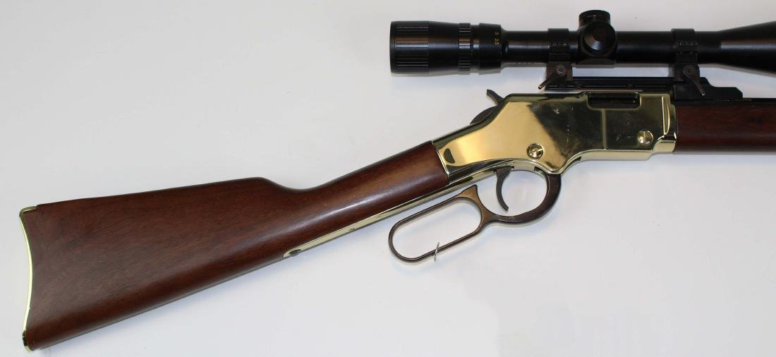 Henry Goldenboy Rifle in .22 Magnum