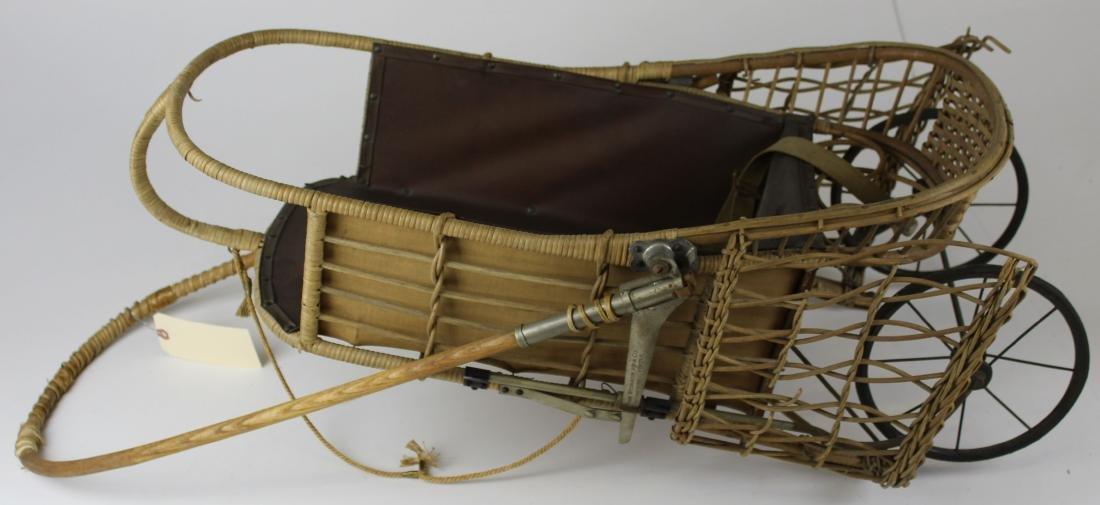 1902 Withrow Mfg Co convertible stroller