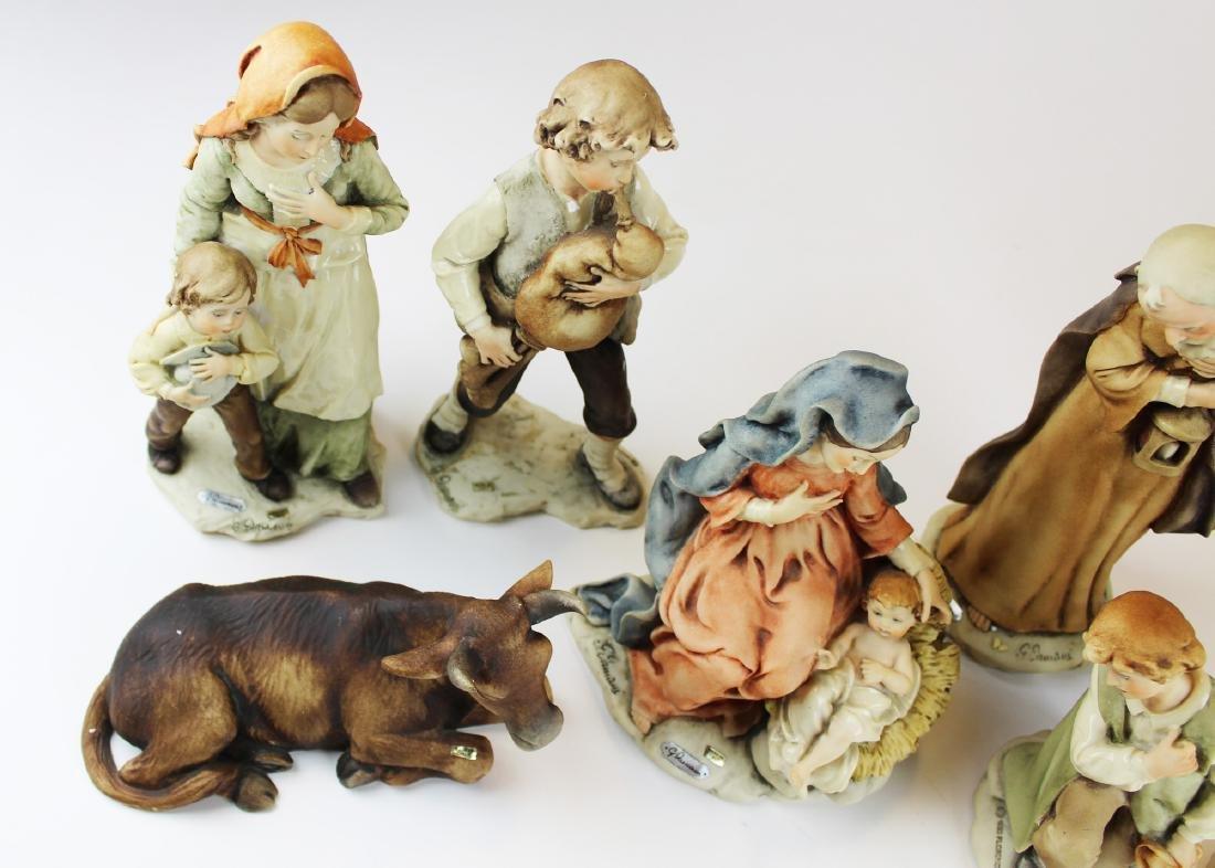 Giuseppe Armani Capodimonte Nativity set - 2