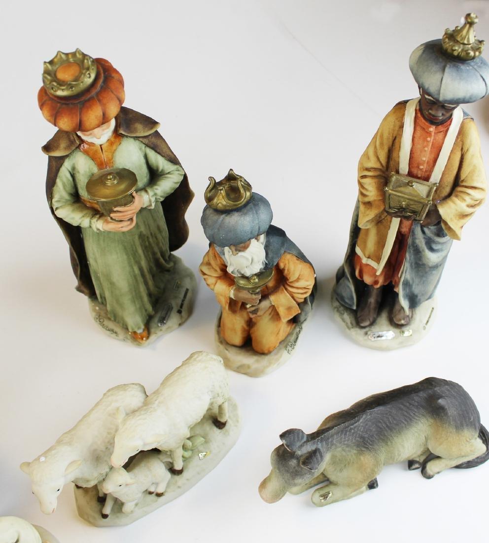 Giuseppe Armani Capodimonte Nativity set - 4