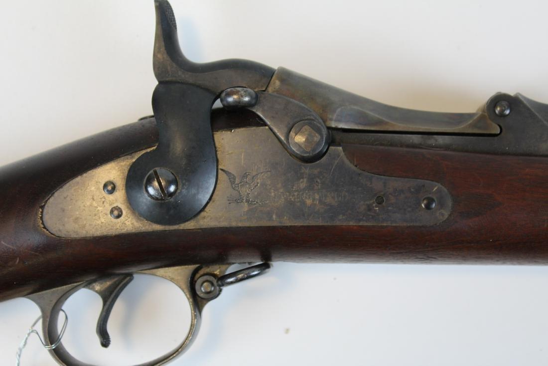 "US Springfield 1884 ""Trapdoor"" Rifle in .45-70"