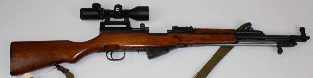 Norinco SKS rifle in 7.62 x 39 - 2