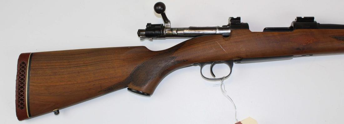 Customized Serbian Model 1924 Mauser