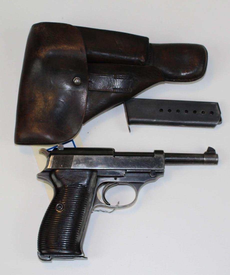 German P38 pistol