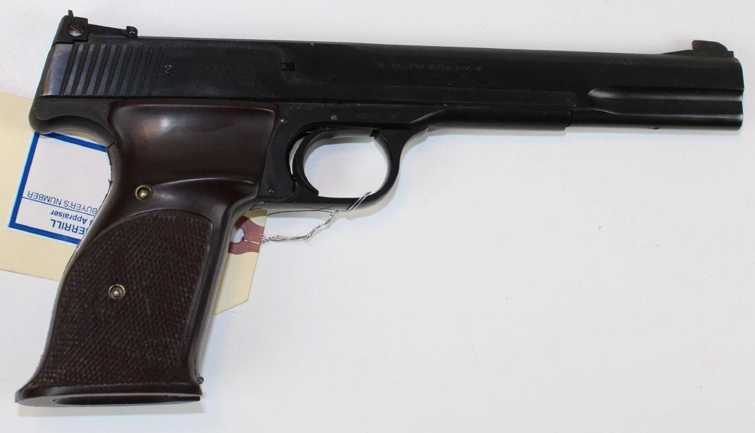 Smith and Wesson model 46 pistol in .22lr