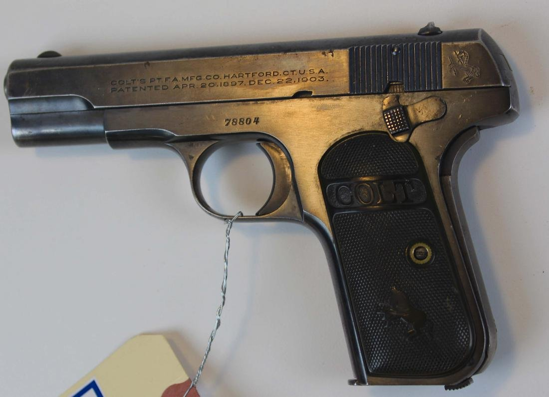 Colt Automatic in .380