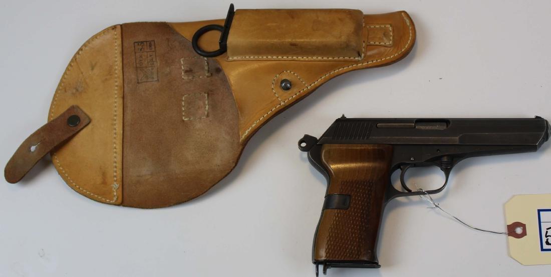 Ceska CZ-52 pistol in 7.62 Tokarev