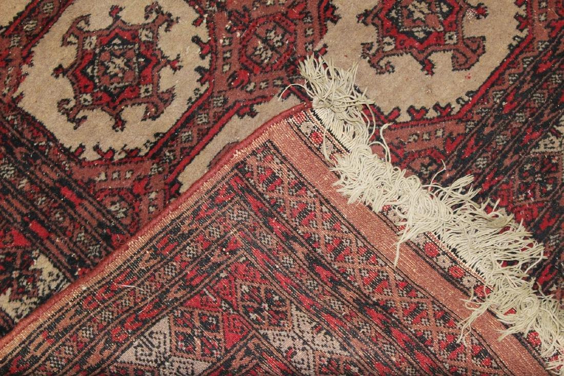 late 20th c Tekke style area rug - 2