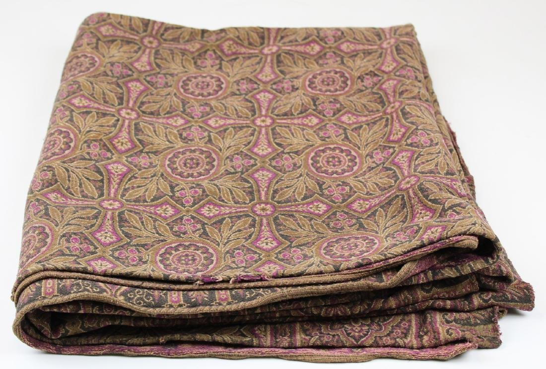 late 19th- early 20th c paisley shawl