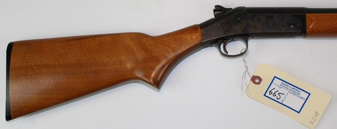 H&R Model 58 shotgun 12 gauge