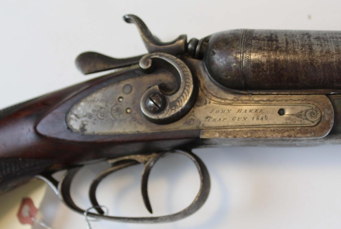 John Baker Trap Gun