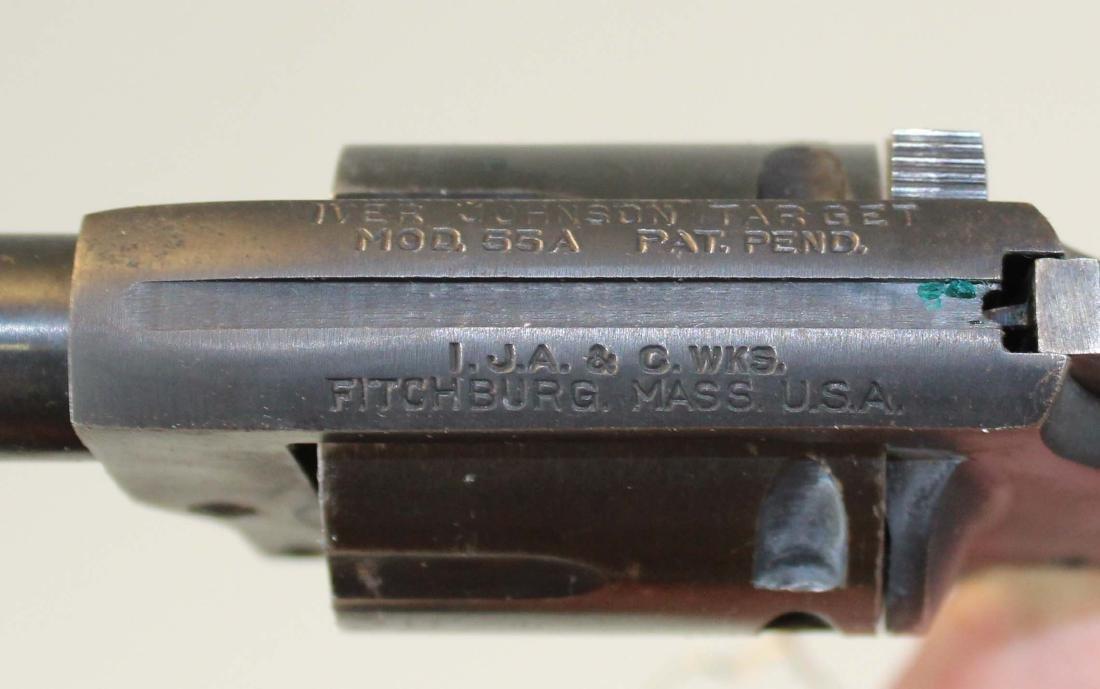Iver Johnson Target Model 55A - 2