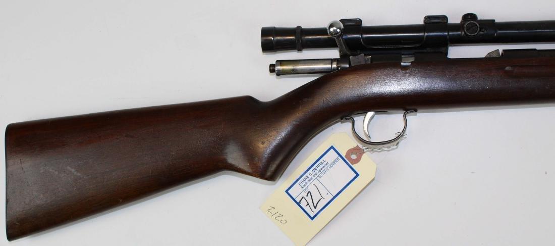 Remington Model 34 in .22lr