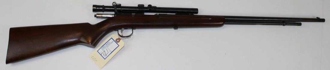 Remington Model 34 in .22lr - 2