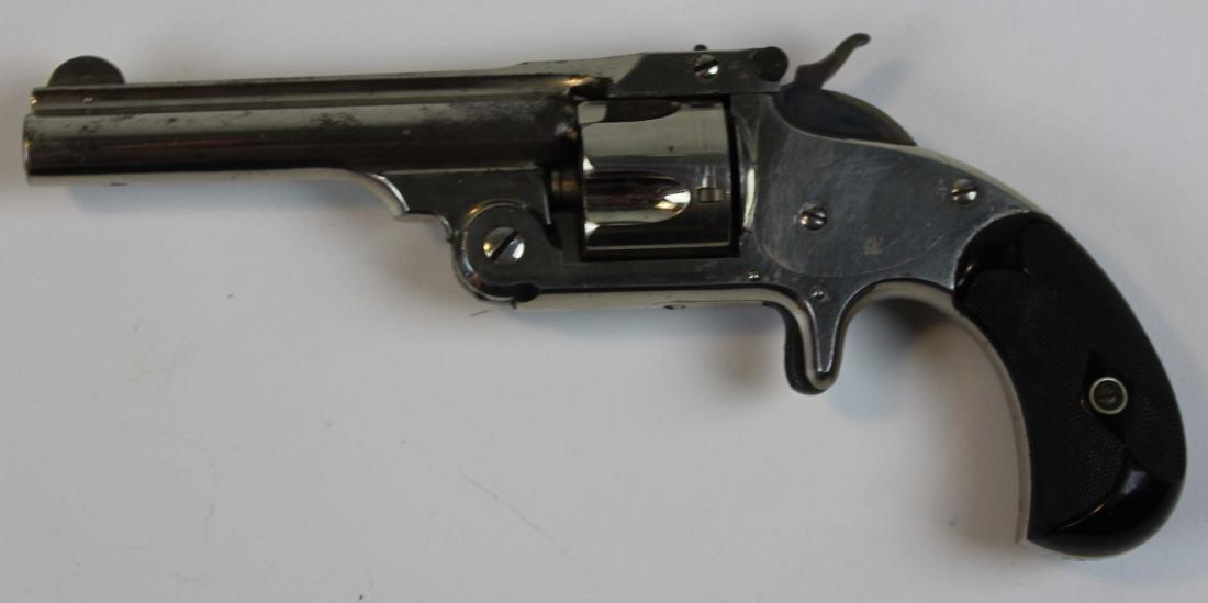 Smith and Wesson No. 1 1/2 revolver - 2