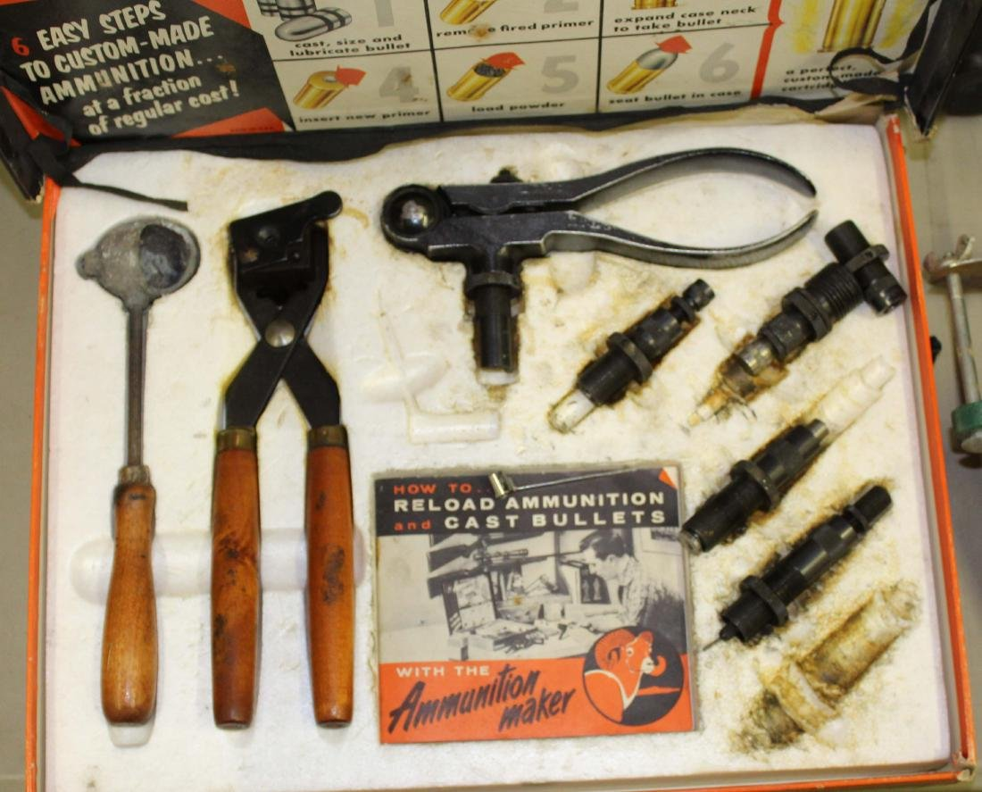 Lot of Misc reloading tools and dies - 3