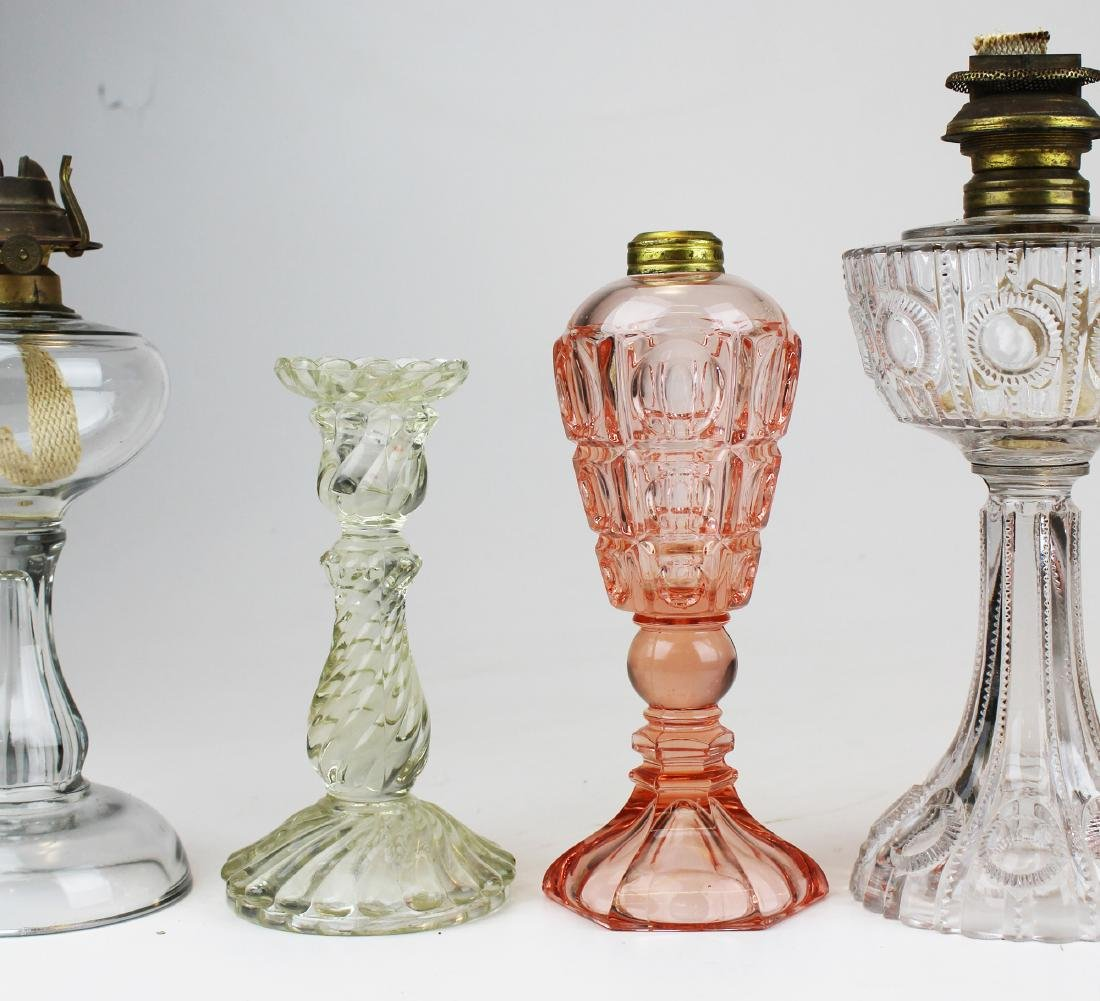 early 20th c glass lamps & lighting - 2
