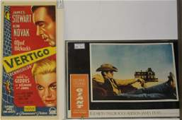 vintage and reproduction movie posters